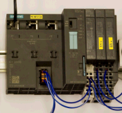 Communication with SIMATIC PLC devices from the Siemens company